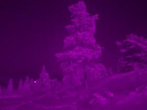 Infrared raw shot 1