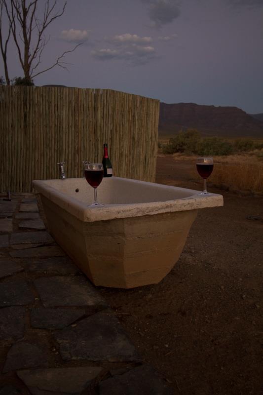 Tankwa bath